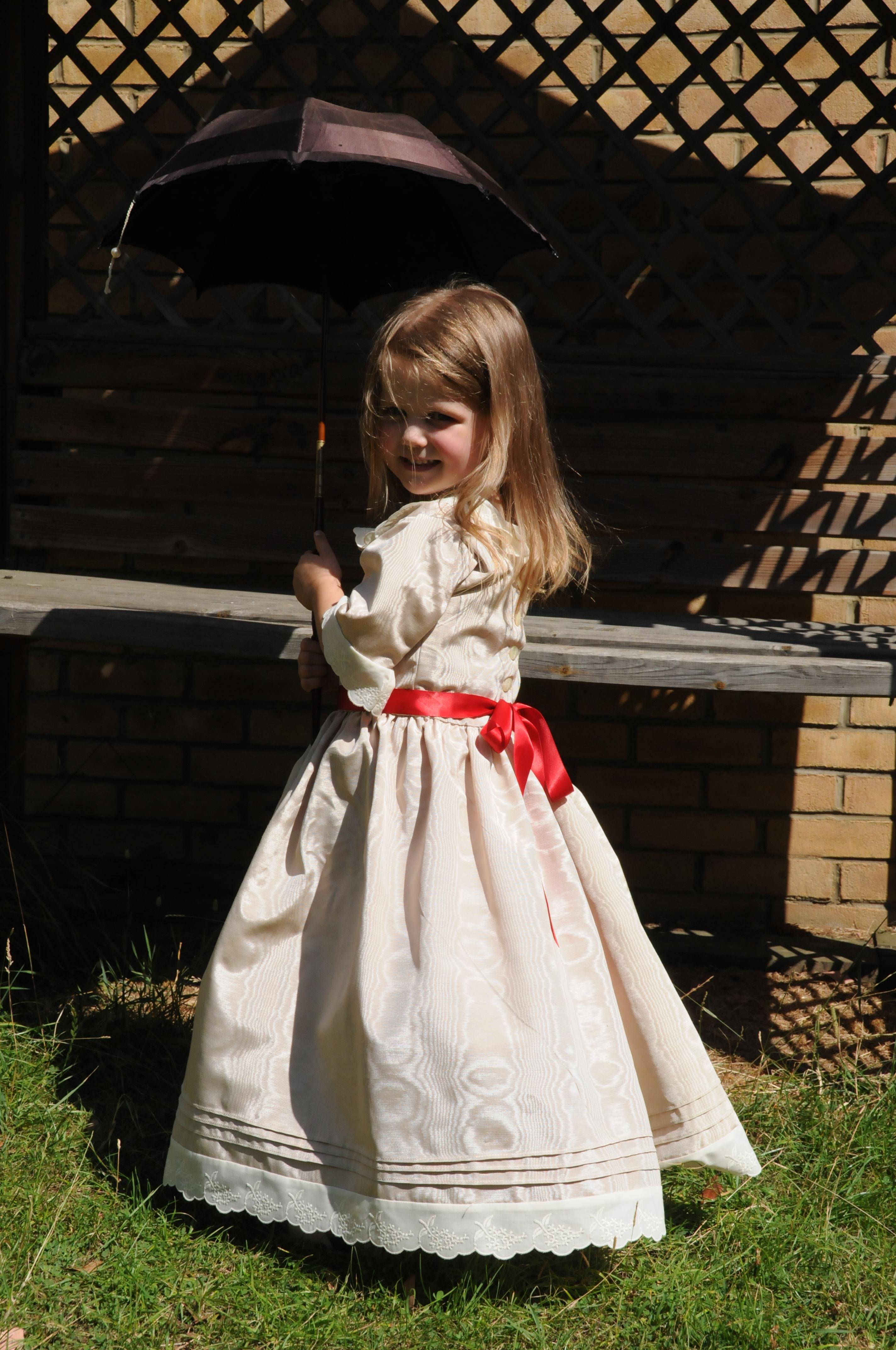 Victorian children | A Damsel in This Dress