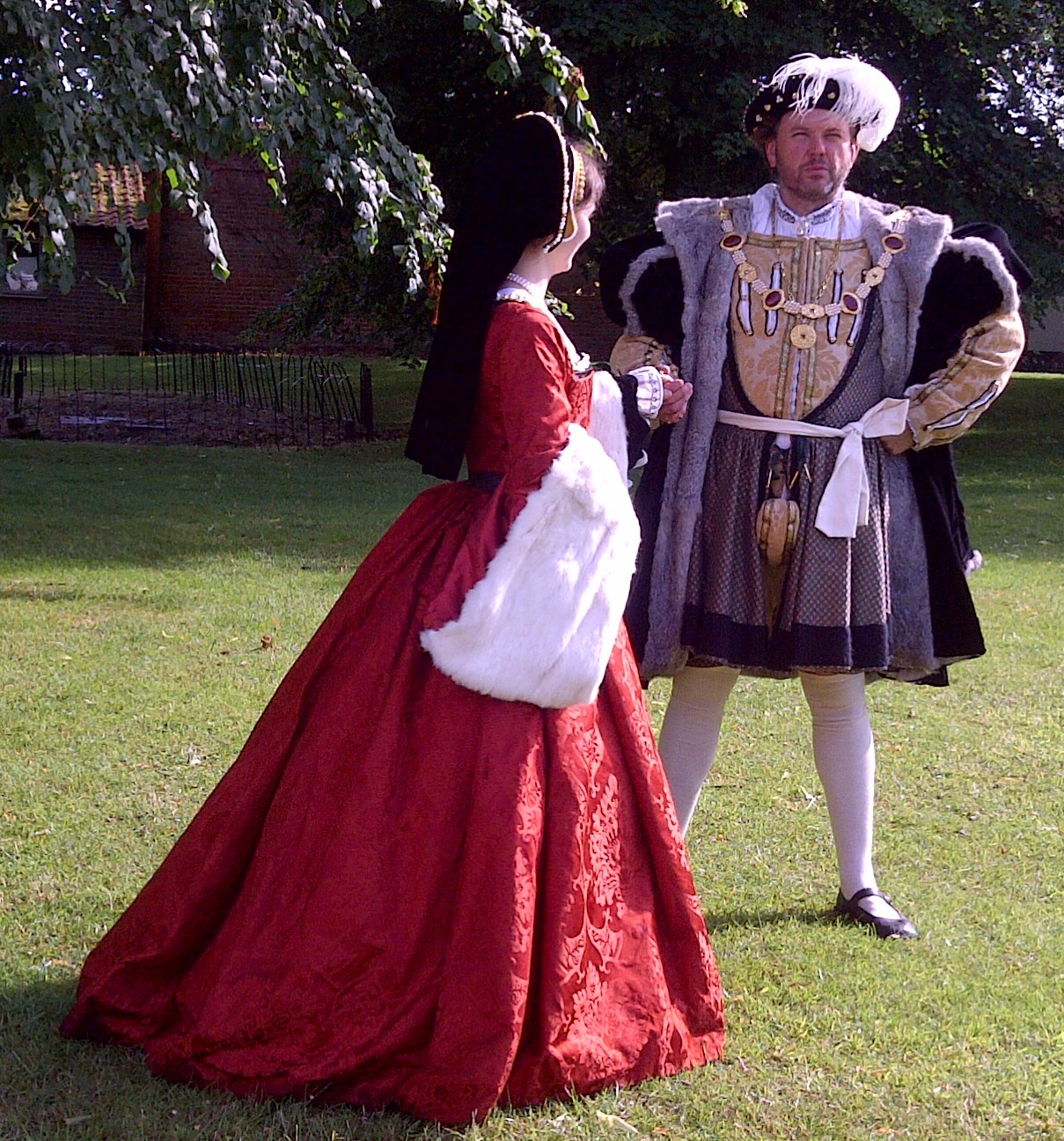 Tudor Kirtle and Gown | A Damsel in This Dress