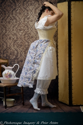 Late Victorian Stock Undergarments - October 25, 2015 - 48