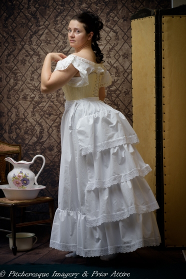 Late Victorian Stock Undergarments -  October 25, 2015 - 52