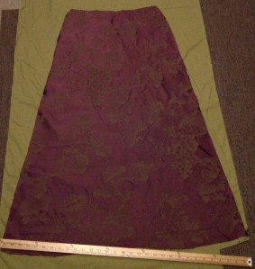 3.skirt fornt panel