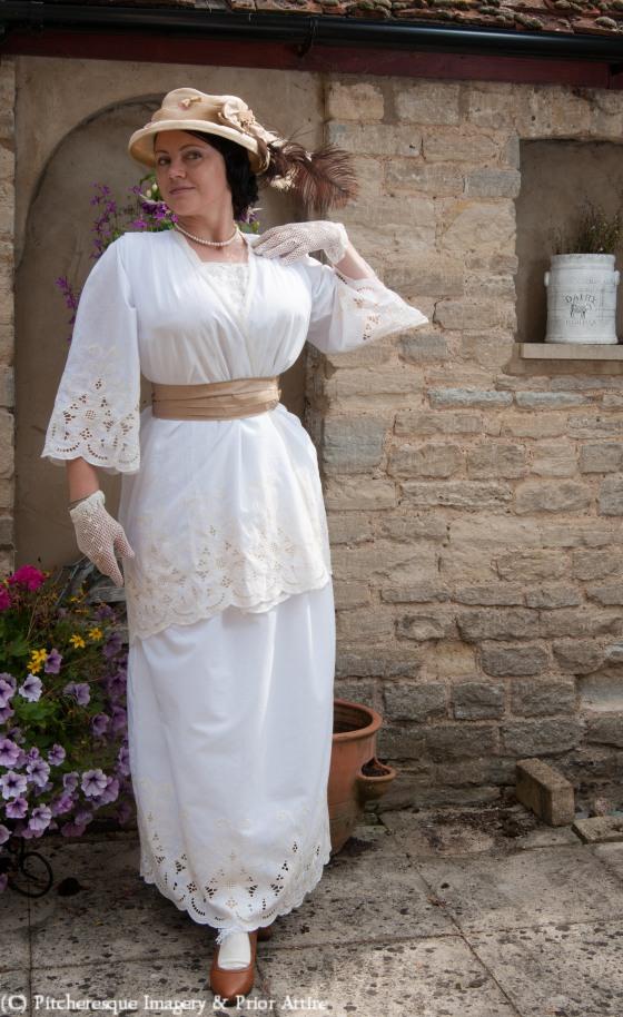 Edwardian Outfits July 2014-8