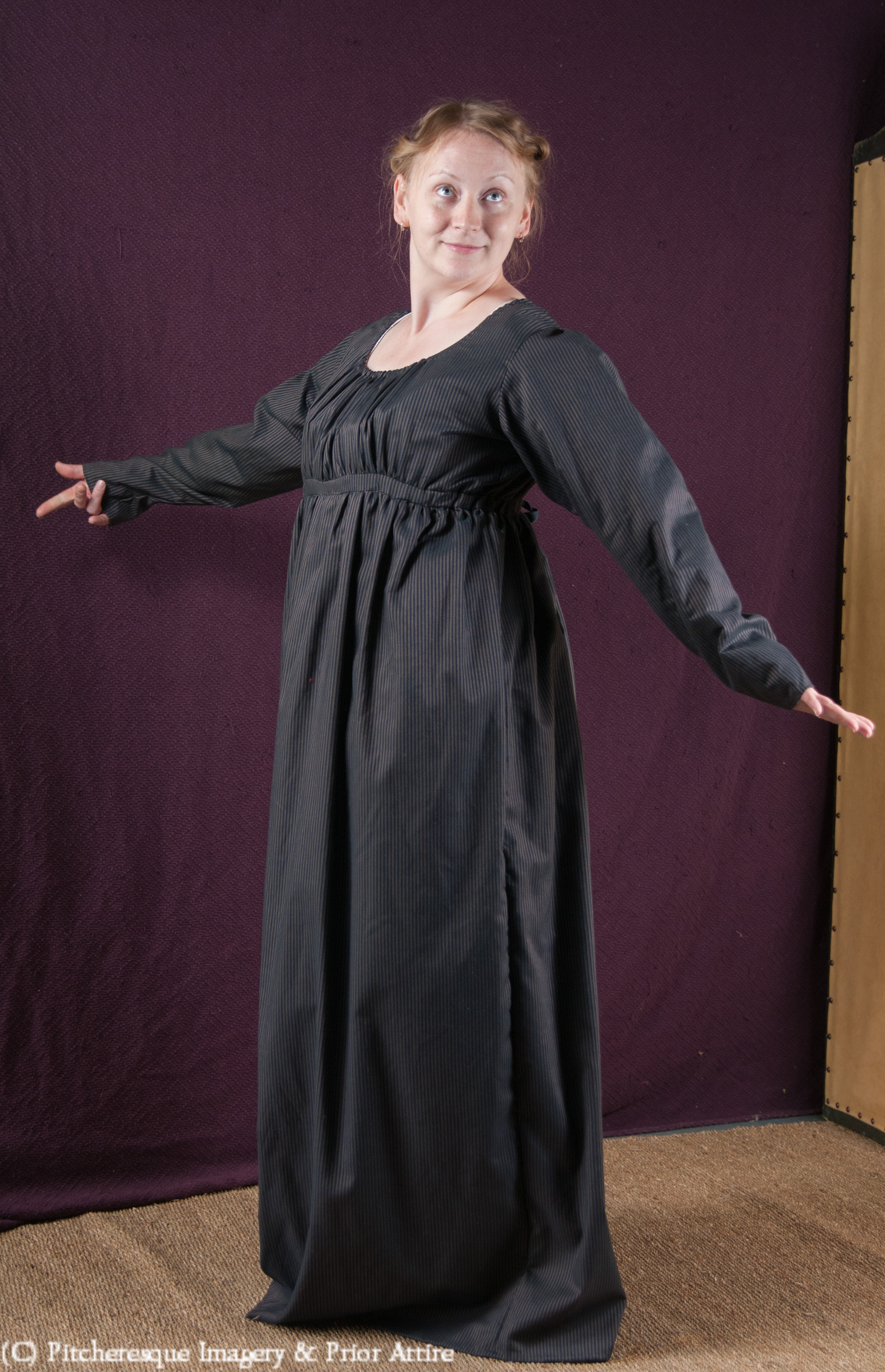 Wwi  A Damsel In This Dress-8954