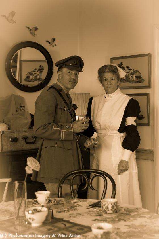 St Neots WWI Comemorative July 2014-12