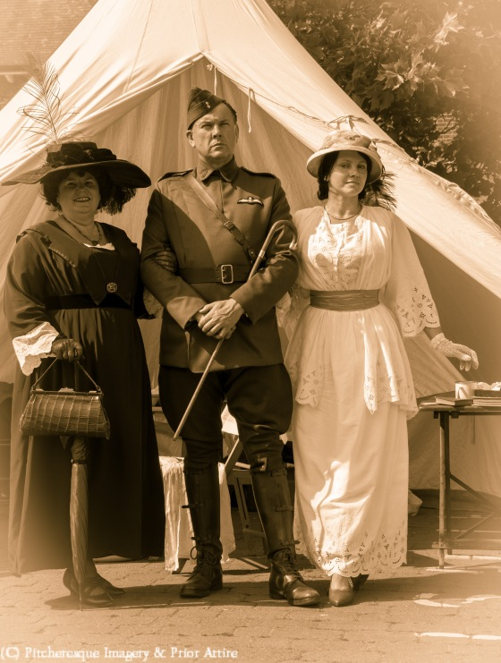 St Neots WWI Comemorative July 2014-2
