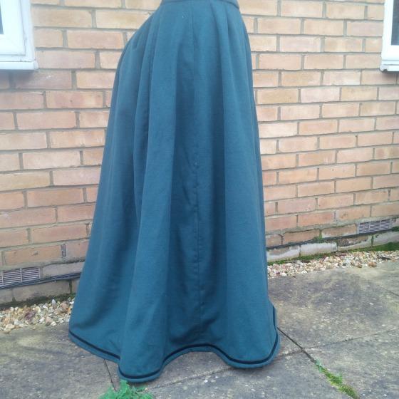 12. skirt ready