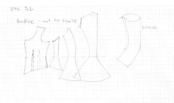 22. bodice pattern