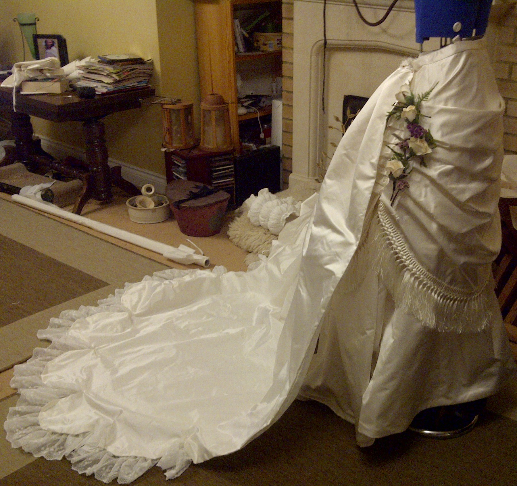 Making My Victorian Wedding Dress, Part 1