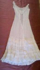 4. bodiced petticoat