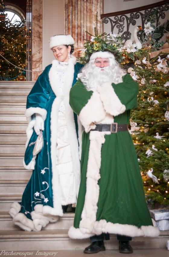 Holkham Christmas 2014-1-2