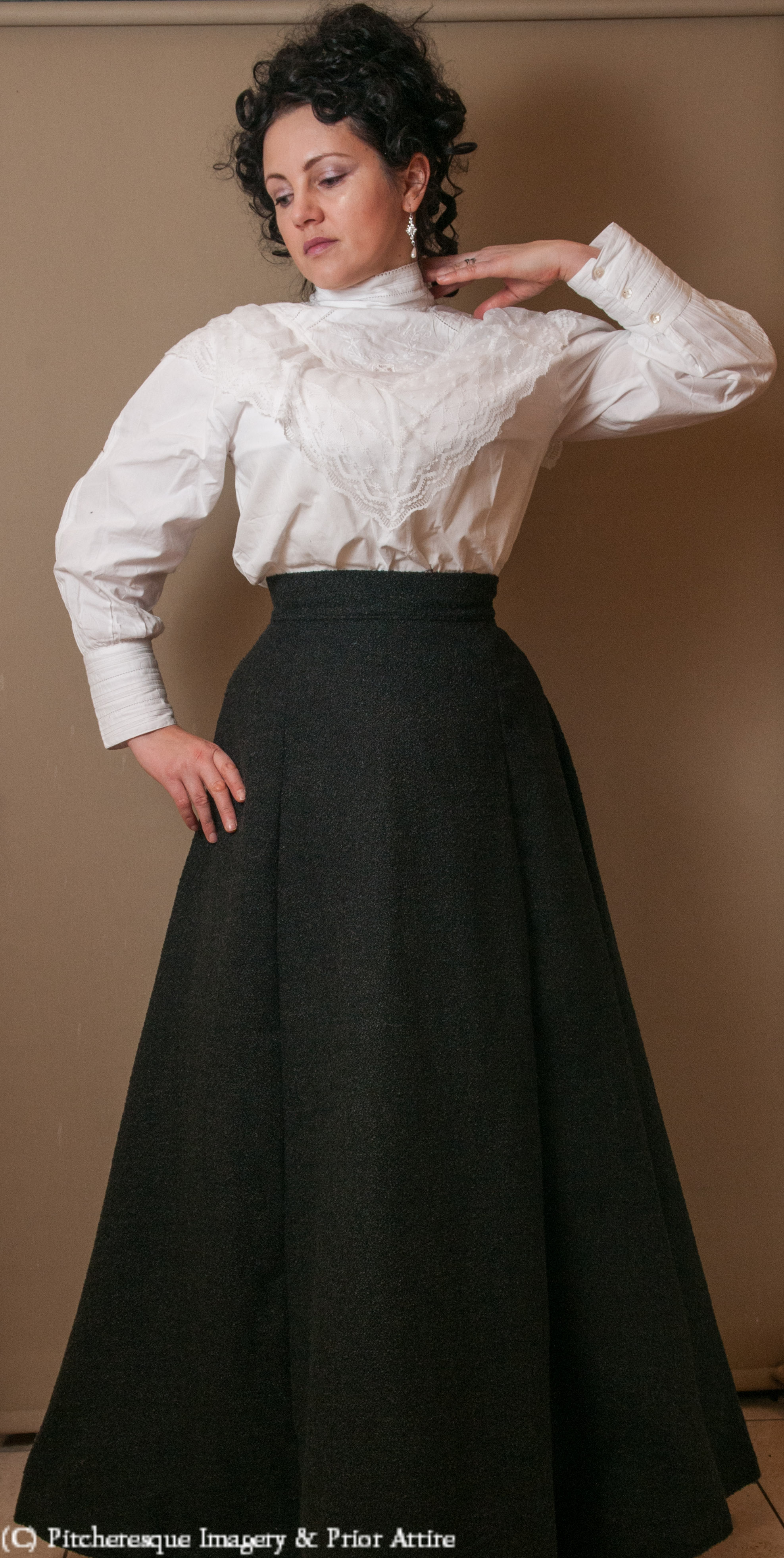 Victorian Skirts And Blouses - Mexican Blouse