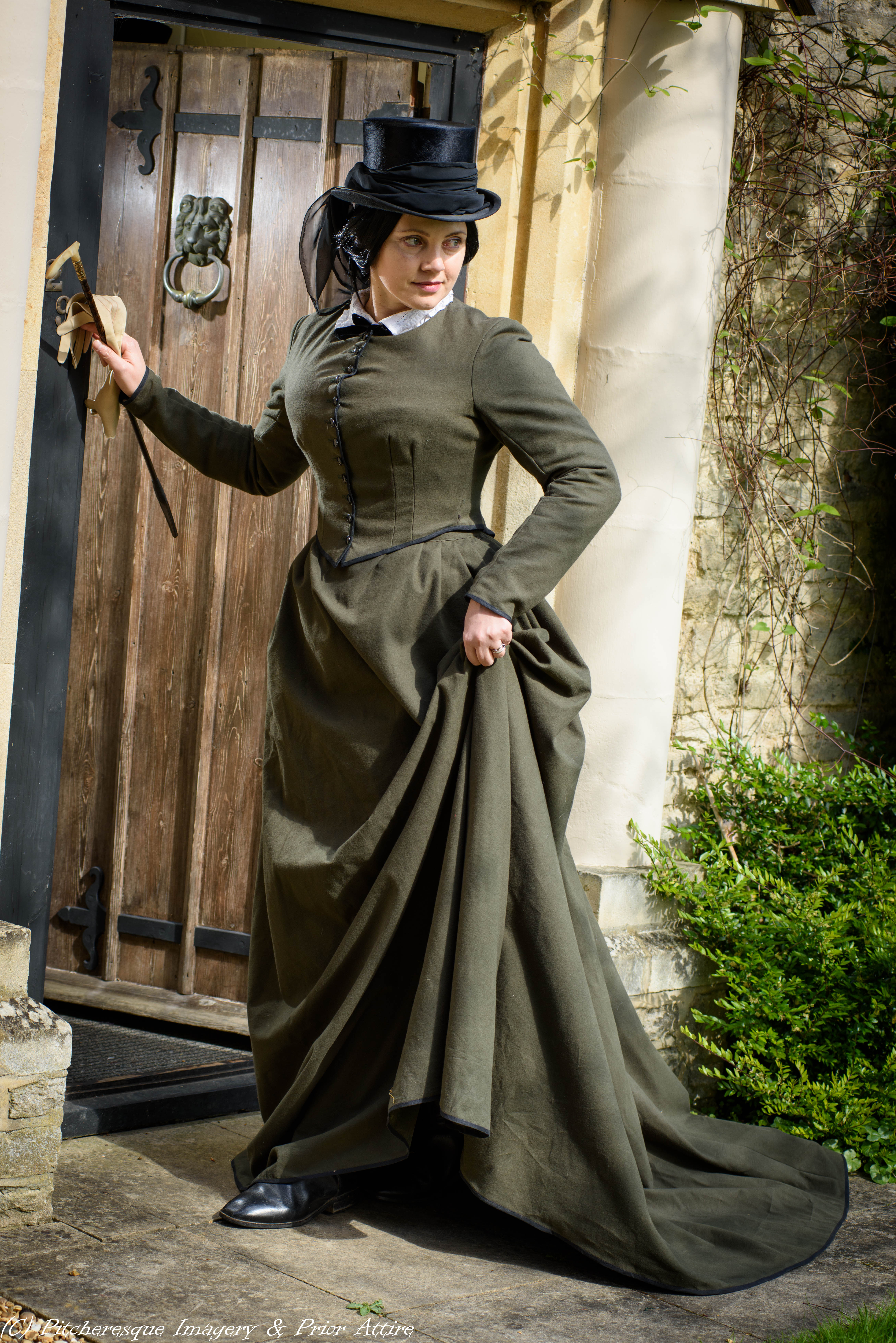 Victorian riding habits – bespoke and stock items | A ...