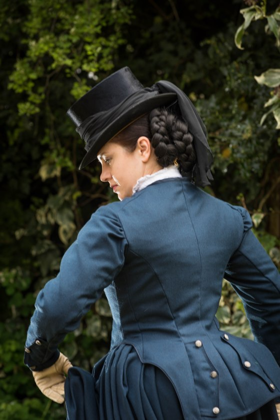 Corseted Sidesaddle-11