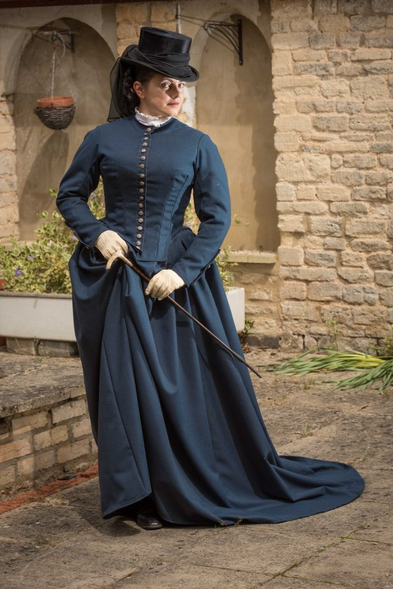 Corseted Sidesaddle-19