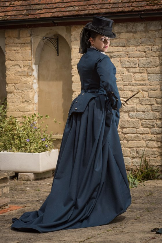 Corseted Sidesaddle-20