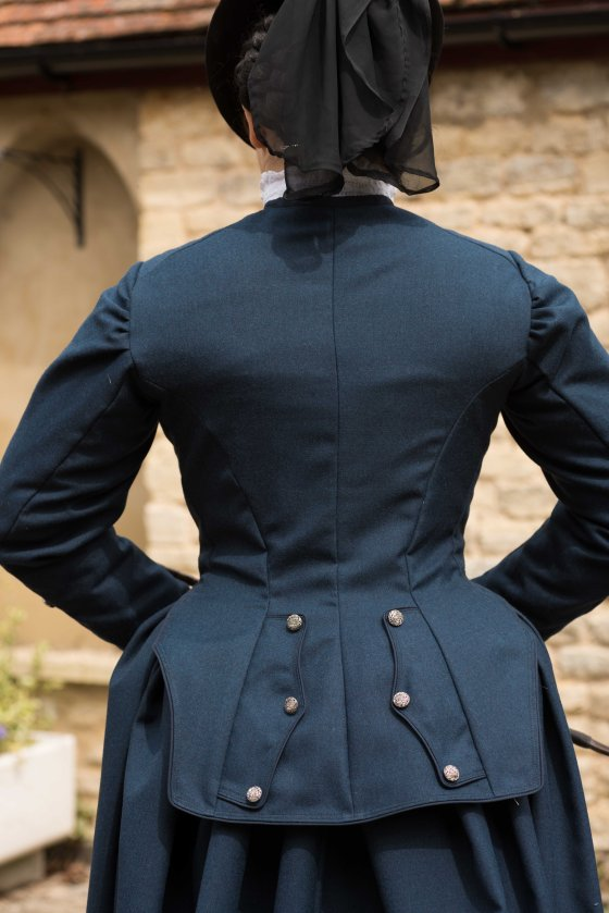 Corseted Sidesaddle-27