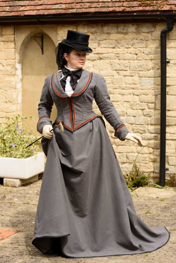 Corseted Sidesaddle-31