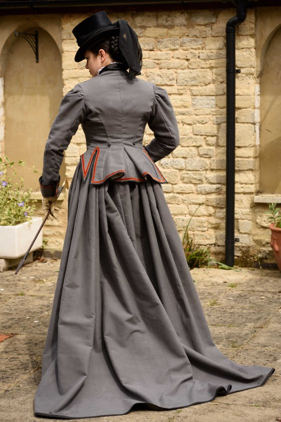 Corseted Sidesaddle-36