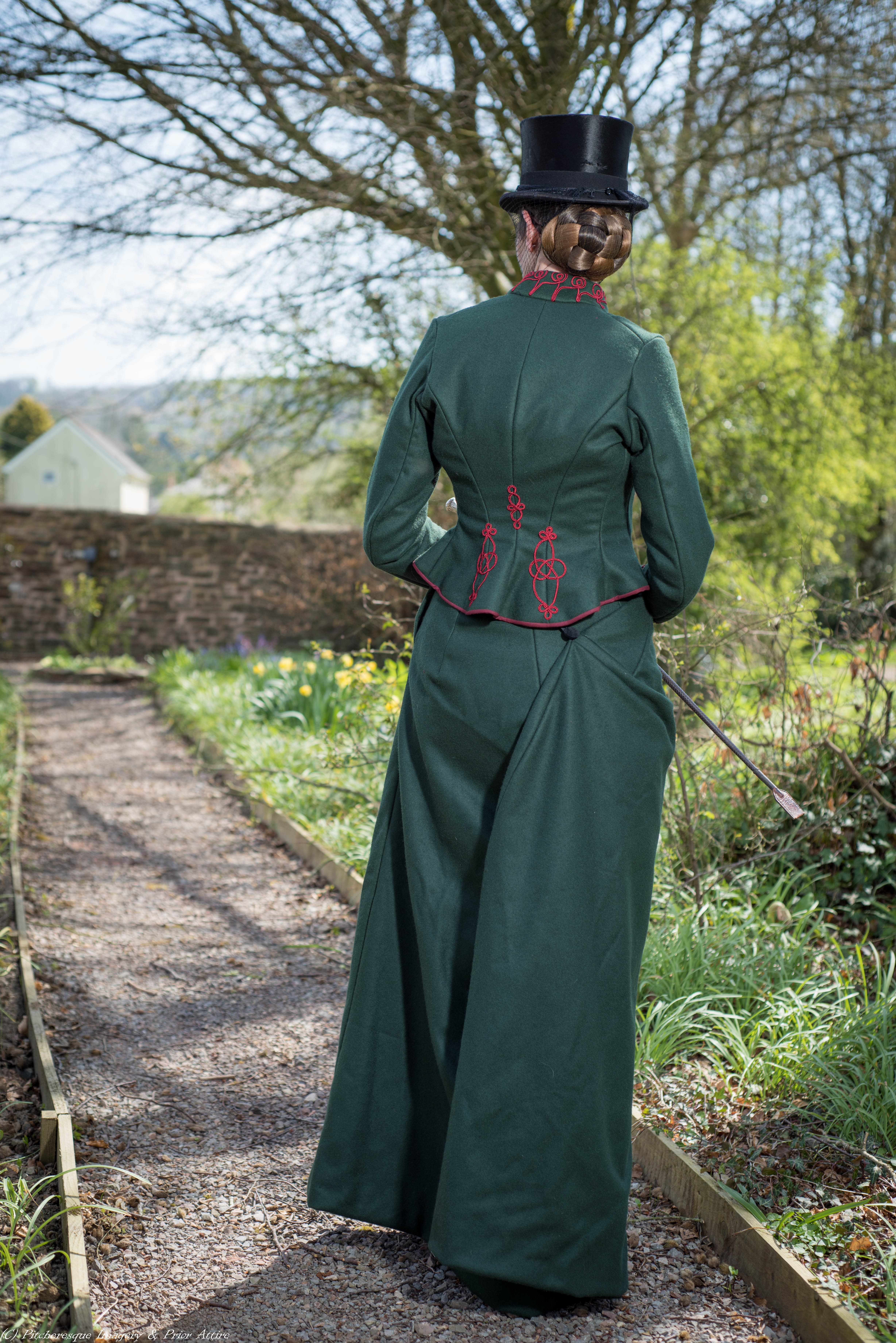 Victorian Riding Habits Bespoke And Stock Items A Damsel In This Dress