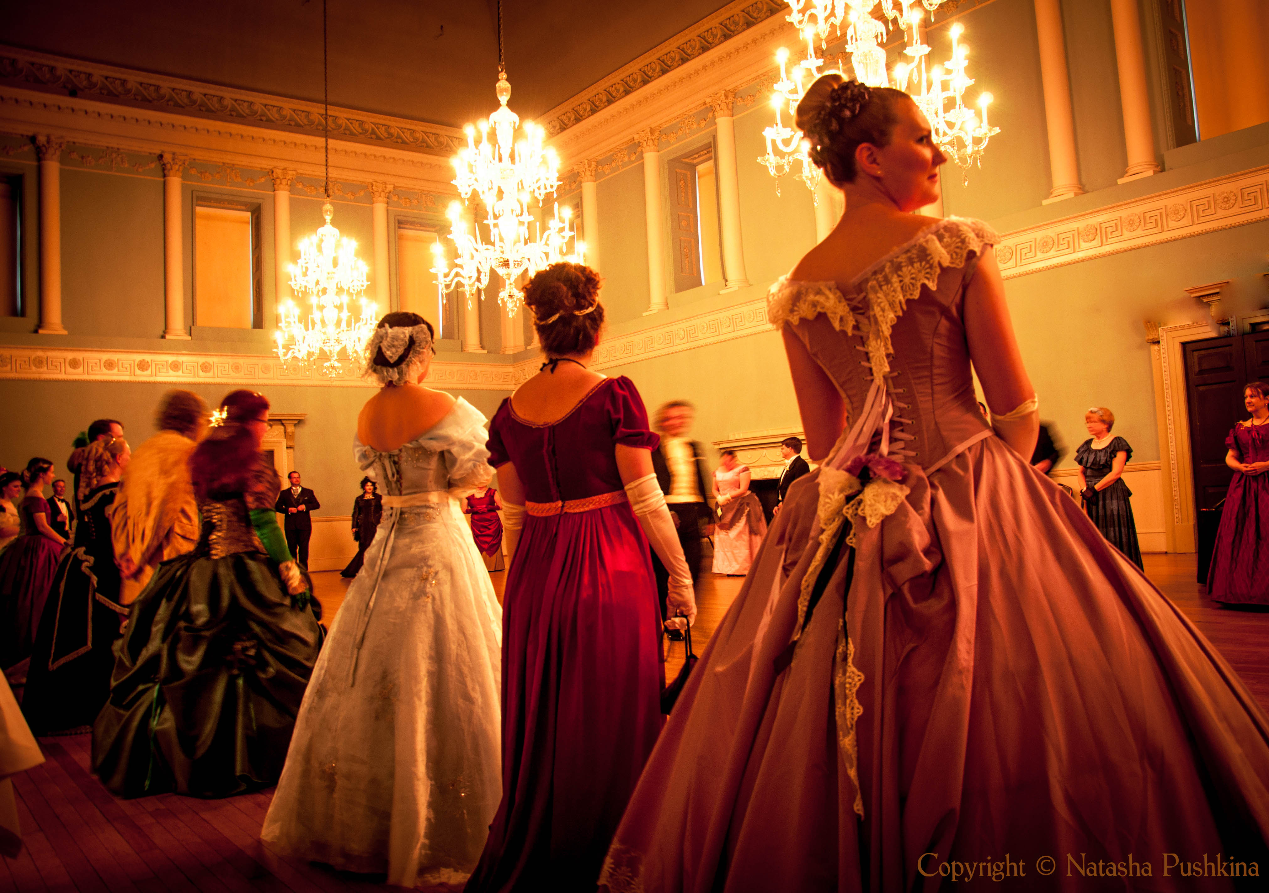 costume ball | A Damsel in This Dress