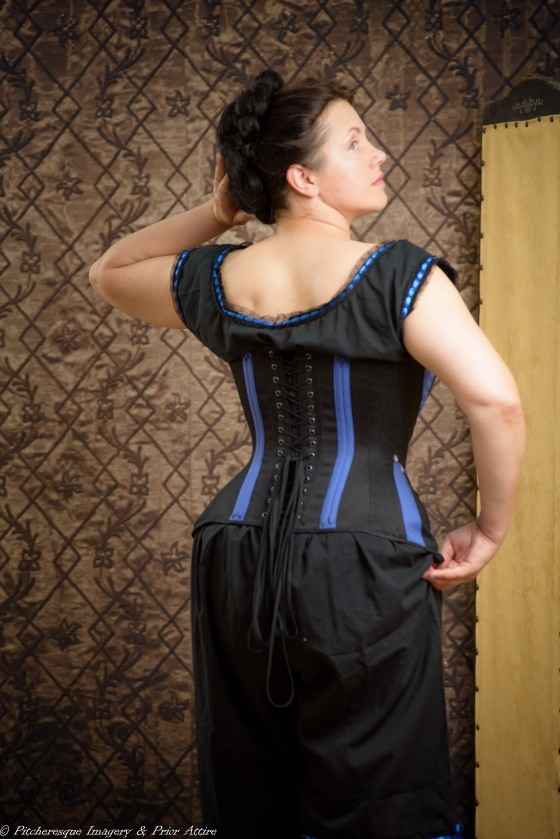 Victorian Black and Blue-14