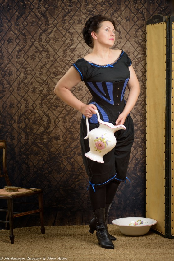 Victorian Black and Blue-7