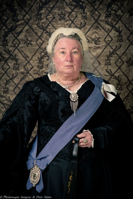 Eve as Queen Victoria-5