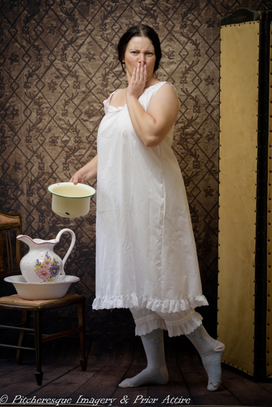 Late Victorian Stock Undergarments - October 25, 2015 - 12