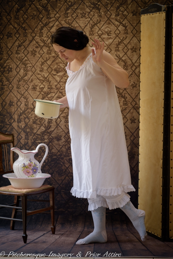 Late Victorian Stock Undergarments - October 25, 2015 - 13