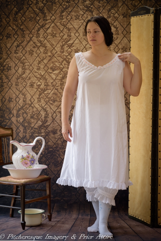 Late Victorian Stock Undergarments - October 25, 2015 - 14