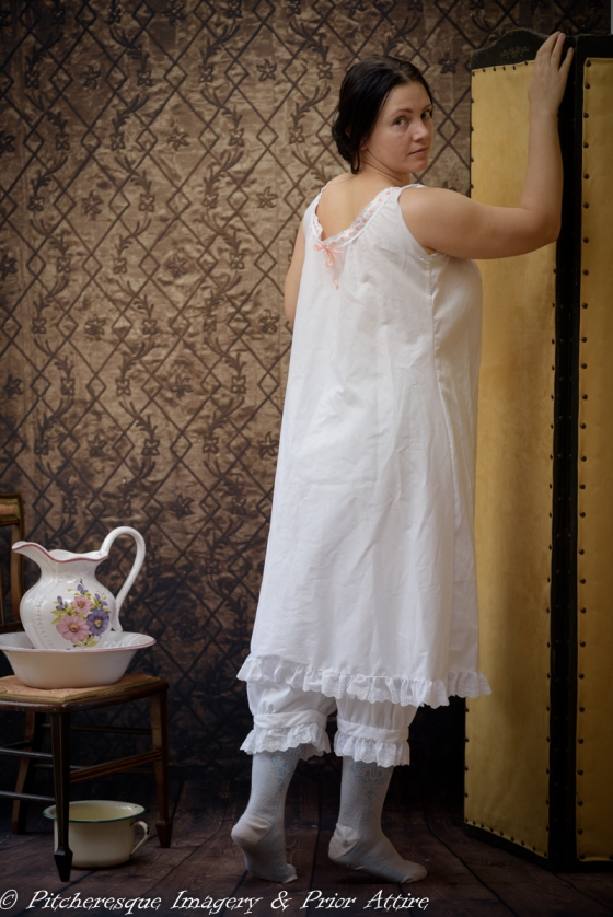 Late Victorian Stock Undergarments - October 25, 2015 - 16