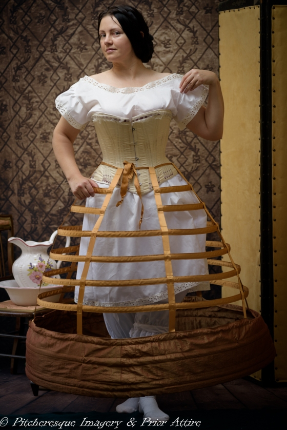 Late Victorian Stock Undergarments - October 25, 2015 - 23