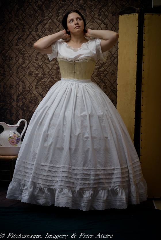 Late Victorian Stock Undergarments - October 25, 2015 - 31