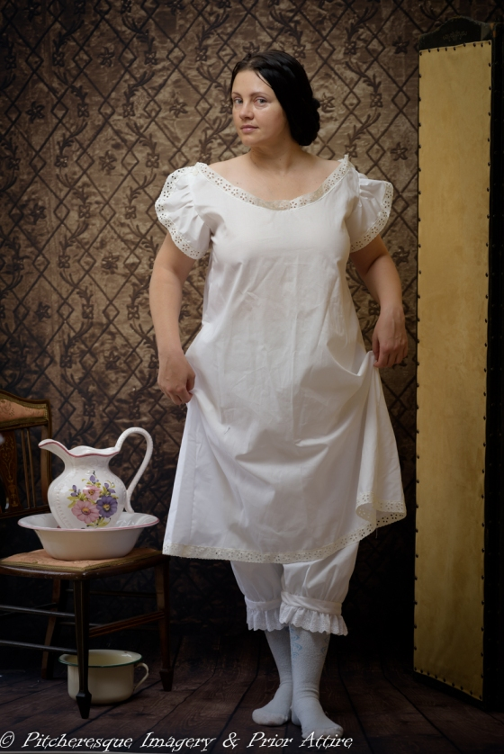 Late Victorian Stock Undergarments - October 25, 2015 - 6