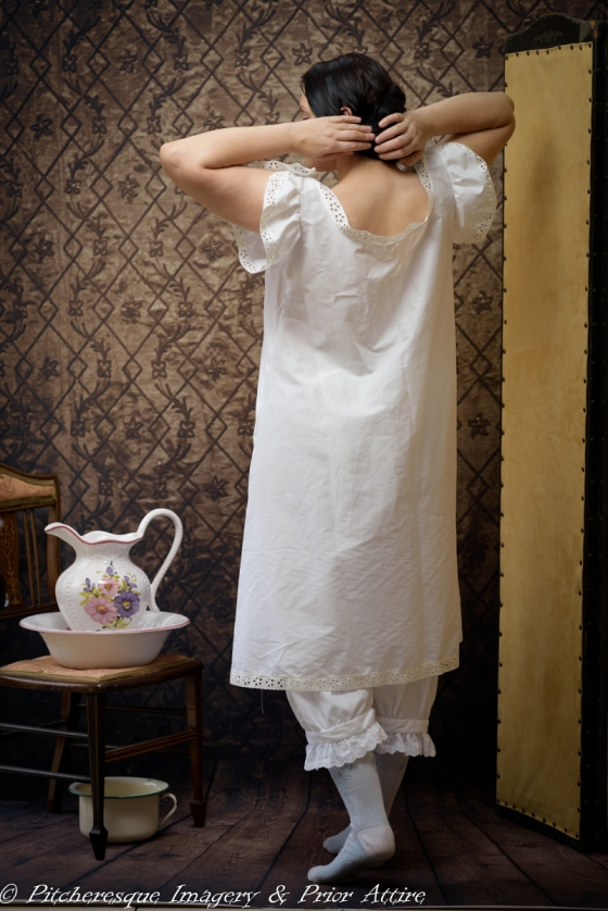 Late Victorian Stock Undergarments - October 25, 2015 - 7