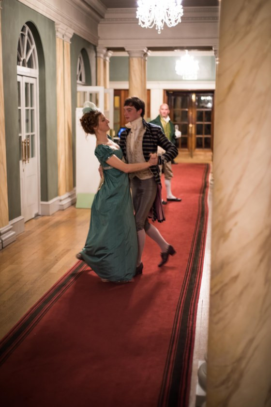 Regency Ball - Bath Sept 15-66