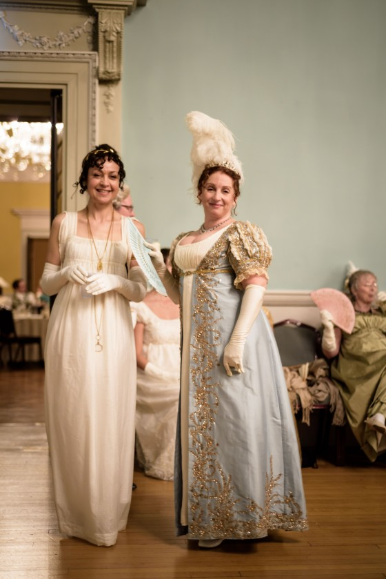 Regency Ball - Bath Sept 15-73