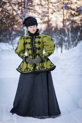 1893 Winter Outfit - March 03, 2016 - 3