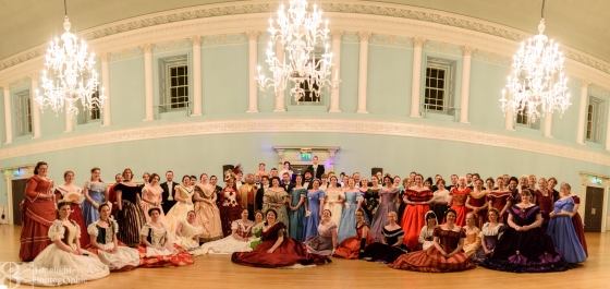Victorian Ball 2016 Ensemble -  May 07, 2016 - 1