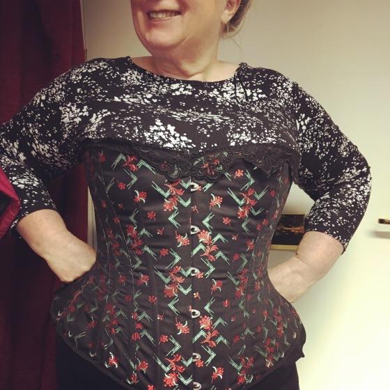 eve corset